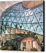 The Dali Museum St Petersburg Canvas Print by Mal Bray
