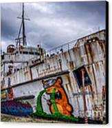The Duke Of Lancaster Canvas Print by Adrian Evans