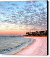 The Emerald Coast Canvas Print by JC Findley