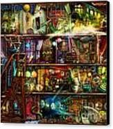 The Fantastic Voyage Canvas Print by Aimee Stewart