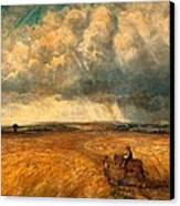 The Gathering Storm, 1819 Canvas Print by John Constable