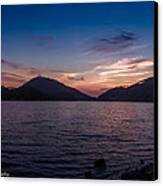 The Gloaming Canvas Print by Paul Herrmann