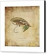 The Green Highlander Canvas Print