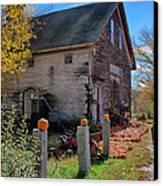 The Harvest Is In Canvas Print by Jeff Folger