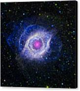 The Helix Nebula Canvas Print