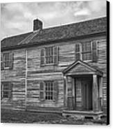 The Henry House Canvas Print by Guy Whiteley