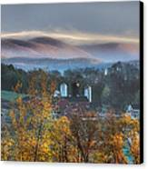 The Hills Canvas Print by Bill Wakeley