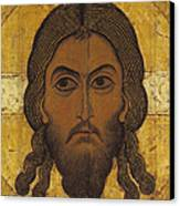 The Holy Face Canvas Print by Novgorod School
