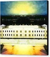 The Last Bastion Canvas Print