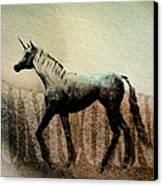 The Last Unicorn Canvas Print by Bob Orsillo