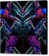 The Life Force Canvas Print by Coal
