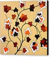The Magnolia House Rules Canvas Print