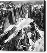 The Mooses Tooth Alaska Canvas Print