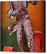 The Mummy Canvas Print by John Malone