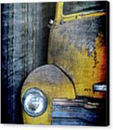 The Ol Chevy Canvas Print by Ernie Echols