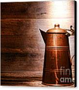 The Old Pitcher Canvas Print
