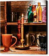The Old Tavern Canvas Print
