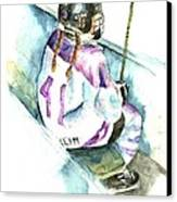 The Penalty Box Canvas Print