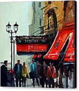 The Pfister 2 - Milwaukee Canvas Print by Ryan Radke