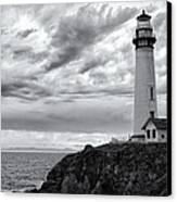 The Pigeon Point Beacon Canvas Print by Eduard Moldoveanu
