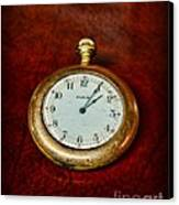 The Pocket Watch Canvas Print by Paul Ward