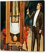 The Prisoner Of Canton Canvas Print