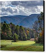 The Promised Land Cades Cove Canvas Print