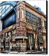 The Reading Terminal Market Canvas Print by Bill Cannon