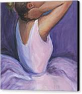 The Recital Canvas Print by Gwen Carroll