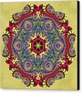 The Red Dragon Canvas Print by Derek Gedney