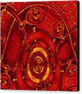 The Secret Life Of Hardware 3 Canvas Print by Wendy J St Christopher