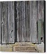 The Side Door Canvas Print