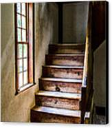 The Stairs Canvas Print