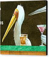 The Stork Club... Canvas Print