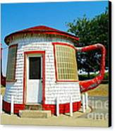 The Teapot Dome  Canvas Print by Jeff Swan