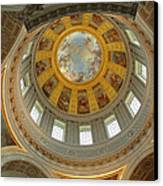The Tombs At Les Invalides - Paris France - 01131 Canvas Print