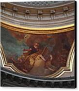 The Tombs At Les Invalides - Paris France - 011331 Canvas Print