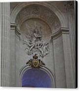 The Tombs At Les Invalides - Paris France - 011332 Canvas Print