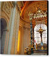 The Tombs At Les Invalides - Paris France - 01135 Canvas Print by DC Photographer