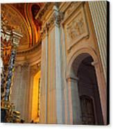 The Tombs At Les Invalides - Paris France - 01138 Canvas Print