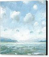 The Western Solent Part One Canvas Print by Alan Daysh
