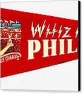 The Whiz Kids Canvas Print