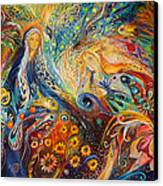 The Women Of Tanakh - Sarah Canvas Print