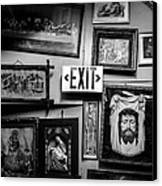 There Was None Canvas Print by Bob Orsillo