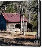 This Old Barn Canvas Print by Jinx Farmer