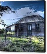 This Old House .......... Canvas Print