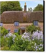 Thomas Hardy's Cottage Canvas Print by Joana Kruse
