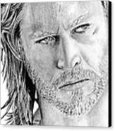 Thor Odinson Canvas Print