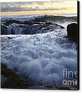 Thors Well 2 Canvas Print by Bob Christopher