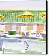 Three Amigos II Canvas Print